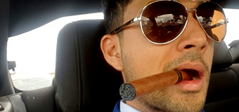 Do E-Cigars Make You Look Cool or Silly?
