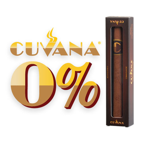 CUVANA ZERO - The Nicotine-Free Electronic Cigar