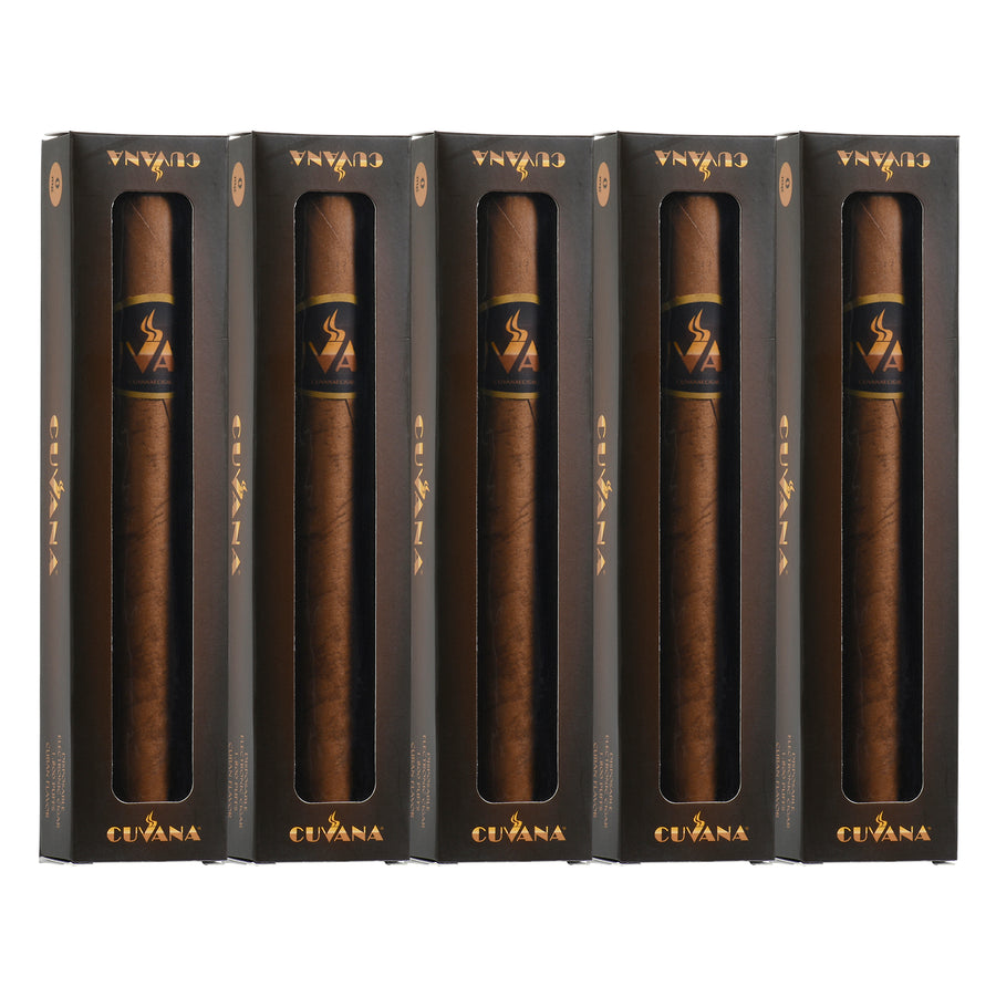 CUVANA Electronic Cigars 5-Pack