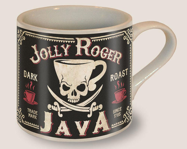 Jolly Roger Java - Ceramic Mug
