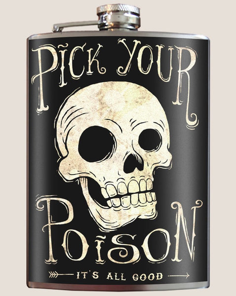 Pick your poison-flask