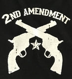 2nd amendment baby bib