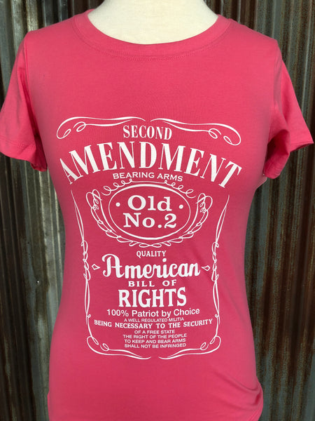 Ladies Second amendment (Old No. 2)