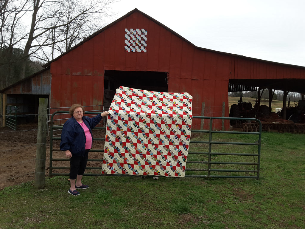 Alabama Barn Quilt Trail Heirloom Quilt