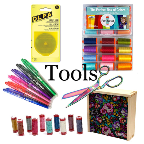 Tools - Christmas gifts for quilters from Put a Quilt on It