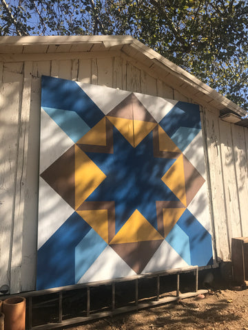 Loomis Basin Barn Quilt Trail - Struble Ranch