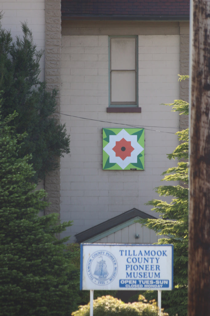 Tillamook County Barn Quilt Trail