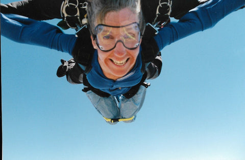 Jenny Weast Skydiving