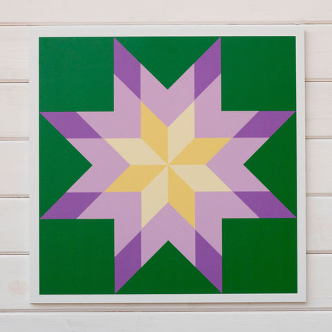 Perseverence Modern Barn Quilt for Sale