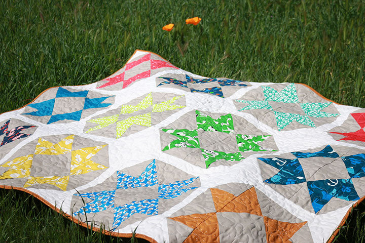 Spectacle Quilt by Put a Quilt on It