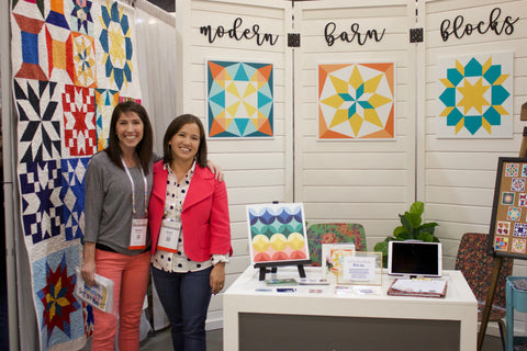 Vanessa Christenson at Quiltcon 2018