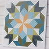 Calaveras Modern Barn Quilt available for purchase from Put a Quilt on It
