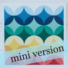 Crayon Box - a new mini barn block from Put a Quilt on It