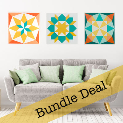 Buy more and save more with this bundle deal on our best selling blocks