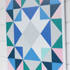 Topanga - brand new Modern Barn Quilt, part of the Wander Collection from Put a Quilt on It