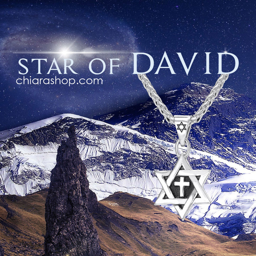Produk Kalung Terbaru Star of David