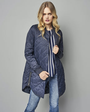 Blue Hayle 3/4 Jacket by Vero Moda