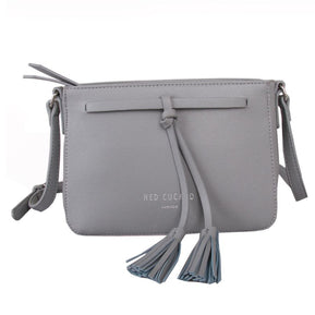 Grey Cross Body Bag  by Red Cuckoo