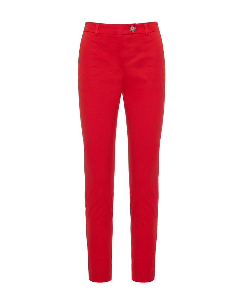 Red Chinos by Nejma