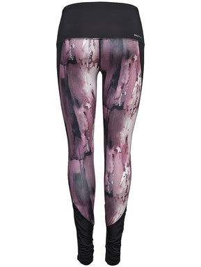 Peace Yoga Tights Moonscape by Only
