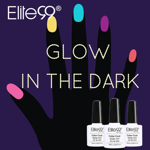 Elite99 Glow in the Dark Nail Polish