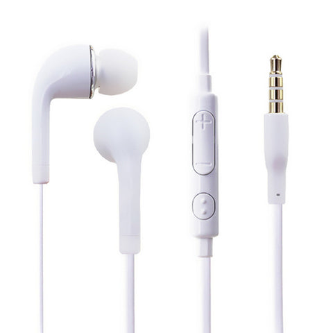 Xedai Stereo Headset Headphone Earphone With Volume & Mic