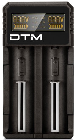 DTM200 Series Camera Battery Charger (DTM42)