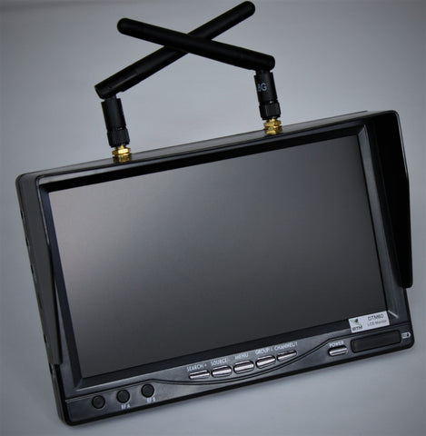 DTM60 Dual Channel Monitor