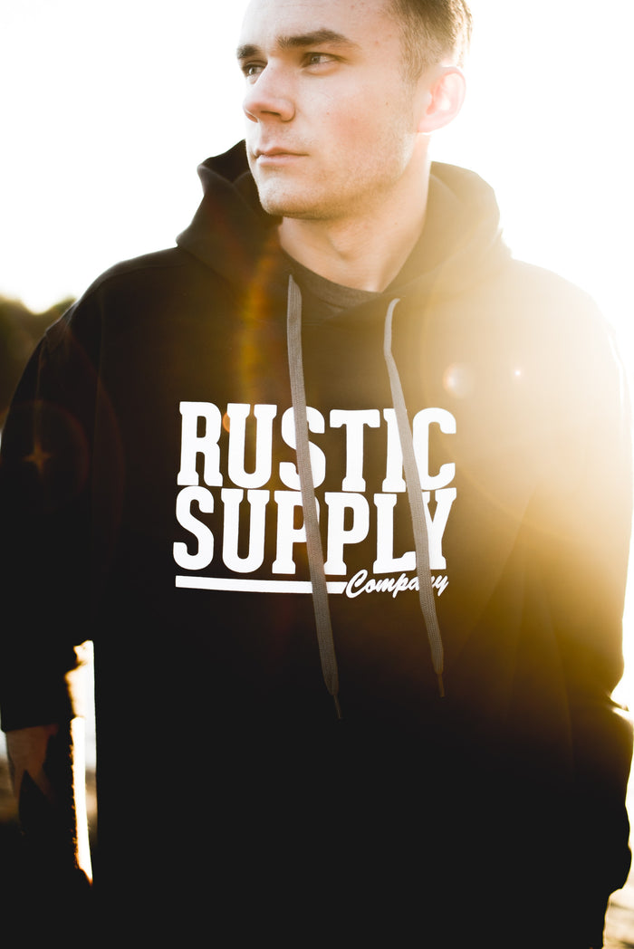 Rustic Supply Co. Hoodie
