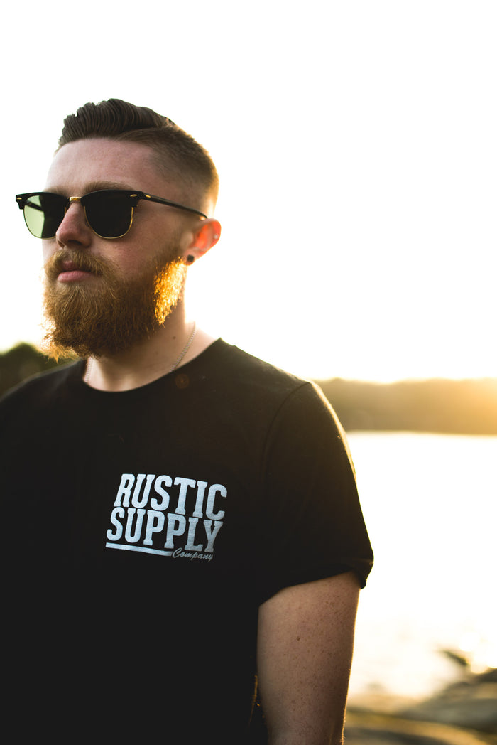 Rustic Supply Co. Tee
