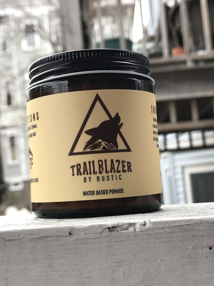 Trailblazer Waterbased Pomade