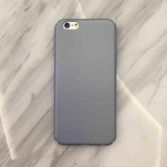 Luxury Ultra Slim Frosted Case For iPhone 5 5S 6 6S Plus