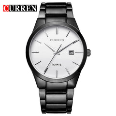 CURREN Quartz Analog Sports Wristwatch