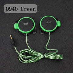 Stylish ShiniQ940 EarHook Headphones