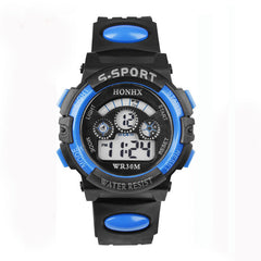 HONHX Waterproof Digital LED Quartz Wristwatch