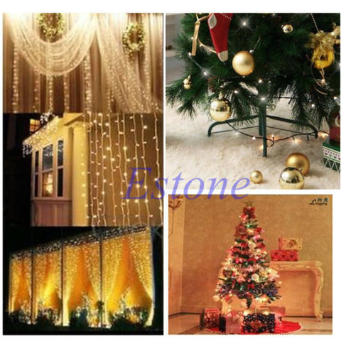 Fairy String Light Strip 20 LED AA Battery Power Light For Christmas Wedding Party Festival