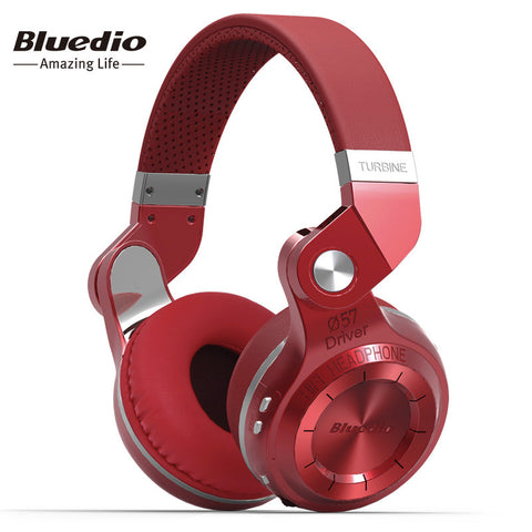 Stylish Bluedio T2S Wireless Bluetooth Stereo Headphones