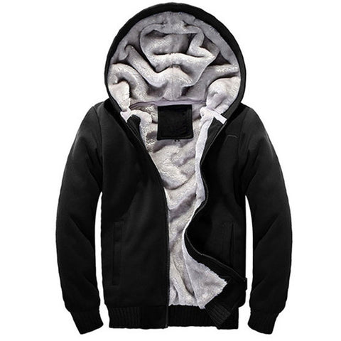 Stylish 100% Cottom Thick Hoodie