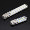Portable USB Powered LED Light 1LED 3LEDs 8LEDs