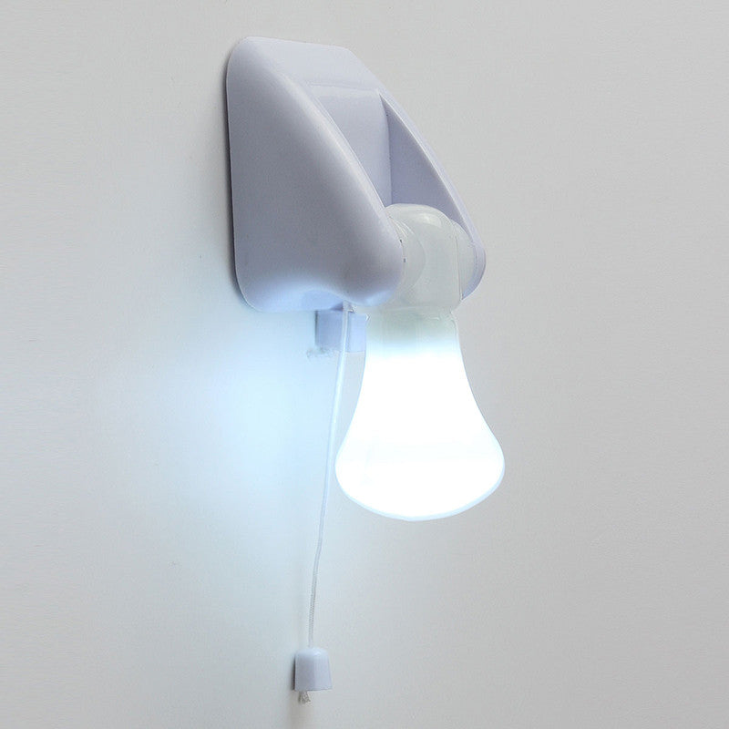 Portable Self Adhesive LED Bulb Night Light