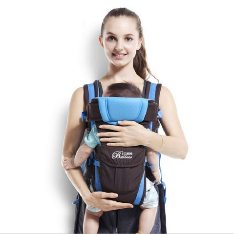 Front Facing Kangaroo Ergonomic Baby Carrier for Infants