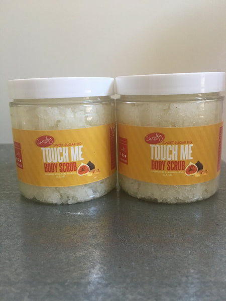 8 oz. Touch Me Sugar Body Scrub