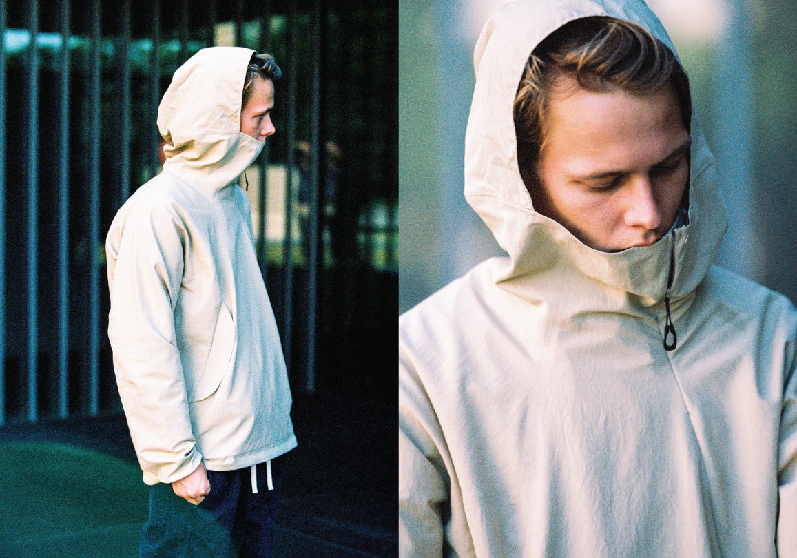 Goldwin Hooded Pullover