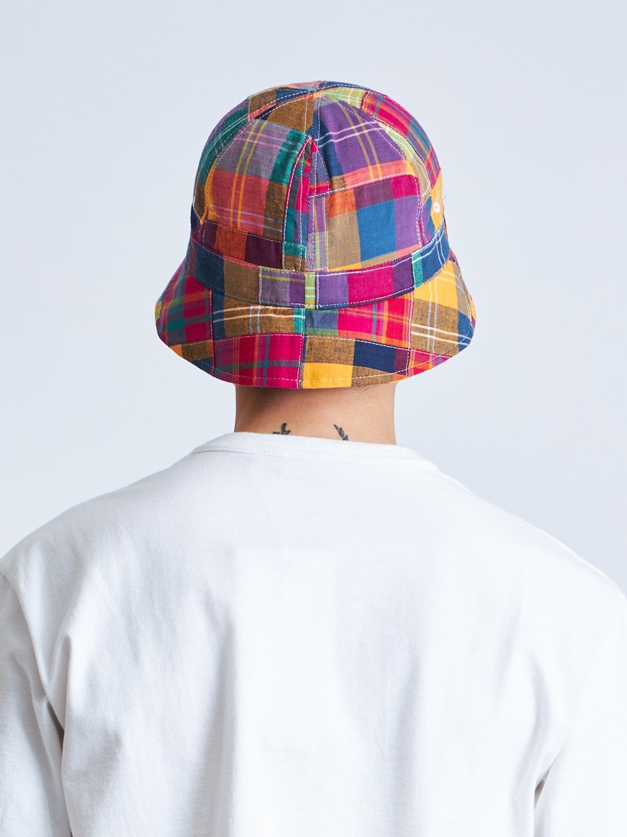Namu Shop - Eastlogue Bucket Hat - Multi Madras