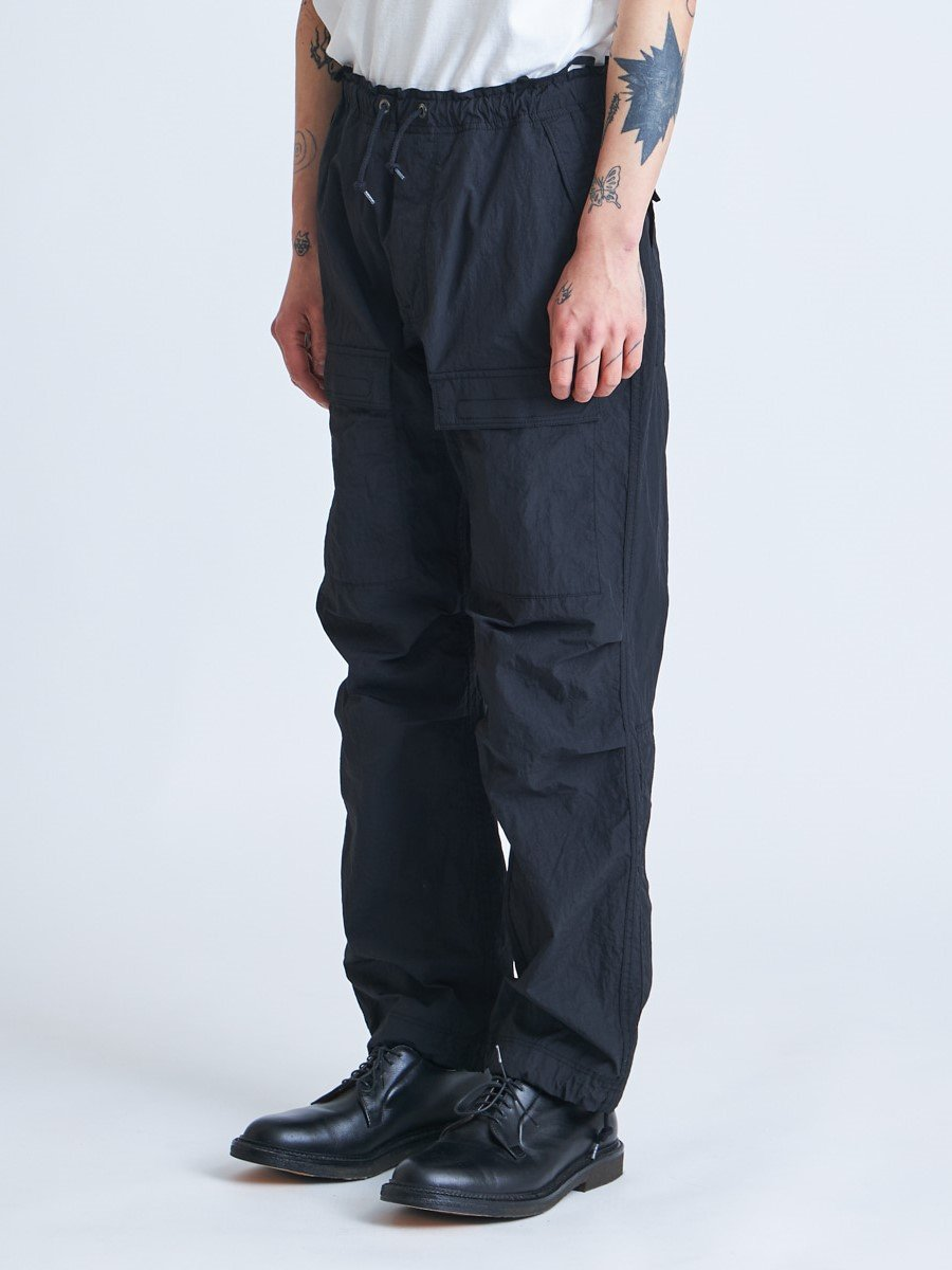 Namu Shop - Eastlogue CBR Pants - Black Nylon Washer