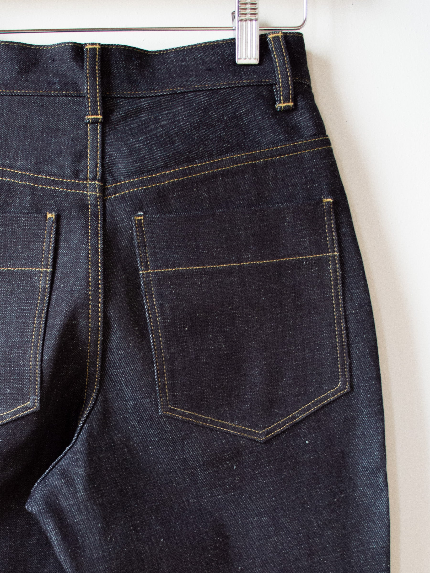 Avanti Selvedge Denim - Indigo