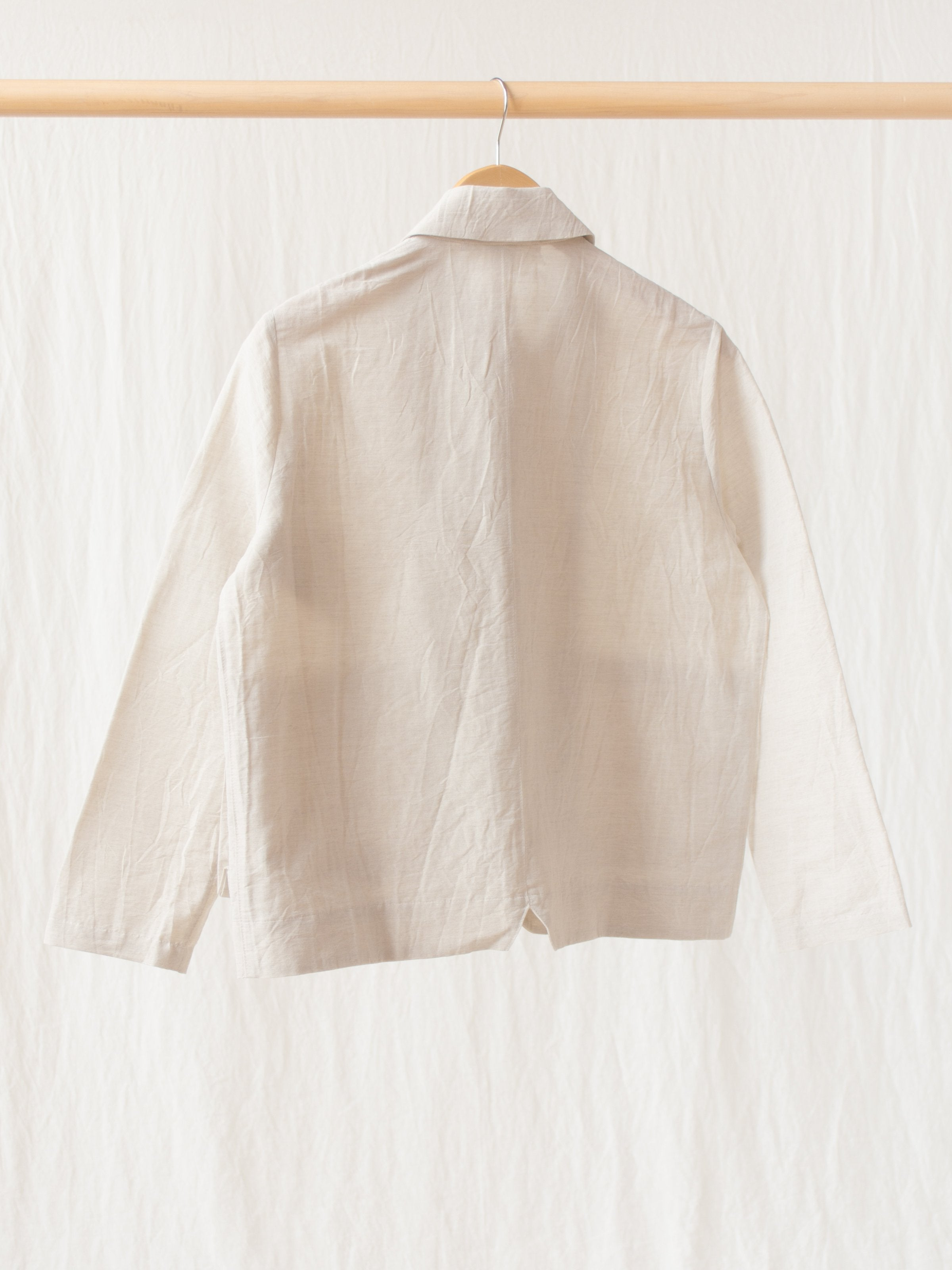 Namu Shop - Veritecoeur Sun-Dried Li / Co Cropped Jacket