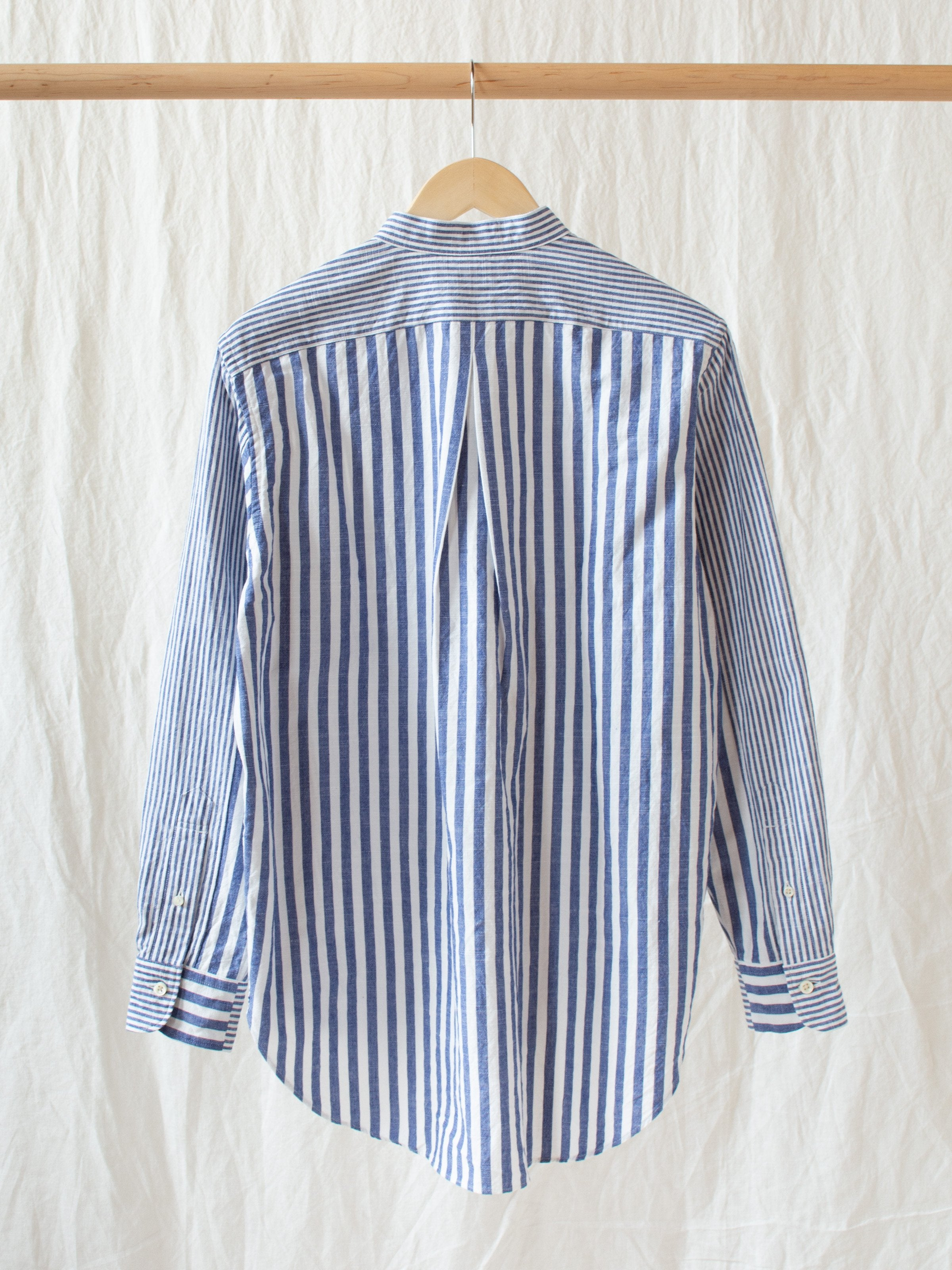 Namu Shop - Maillot Stand Combi Shirt - Blue Stripe