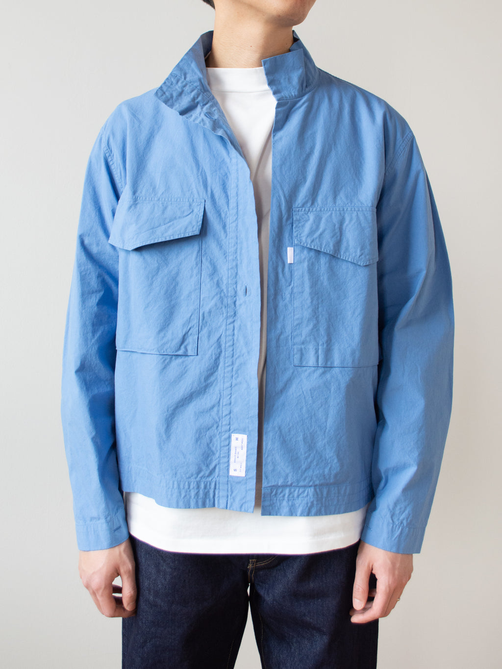 Flight Shirt - Blue