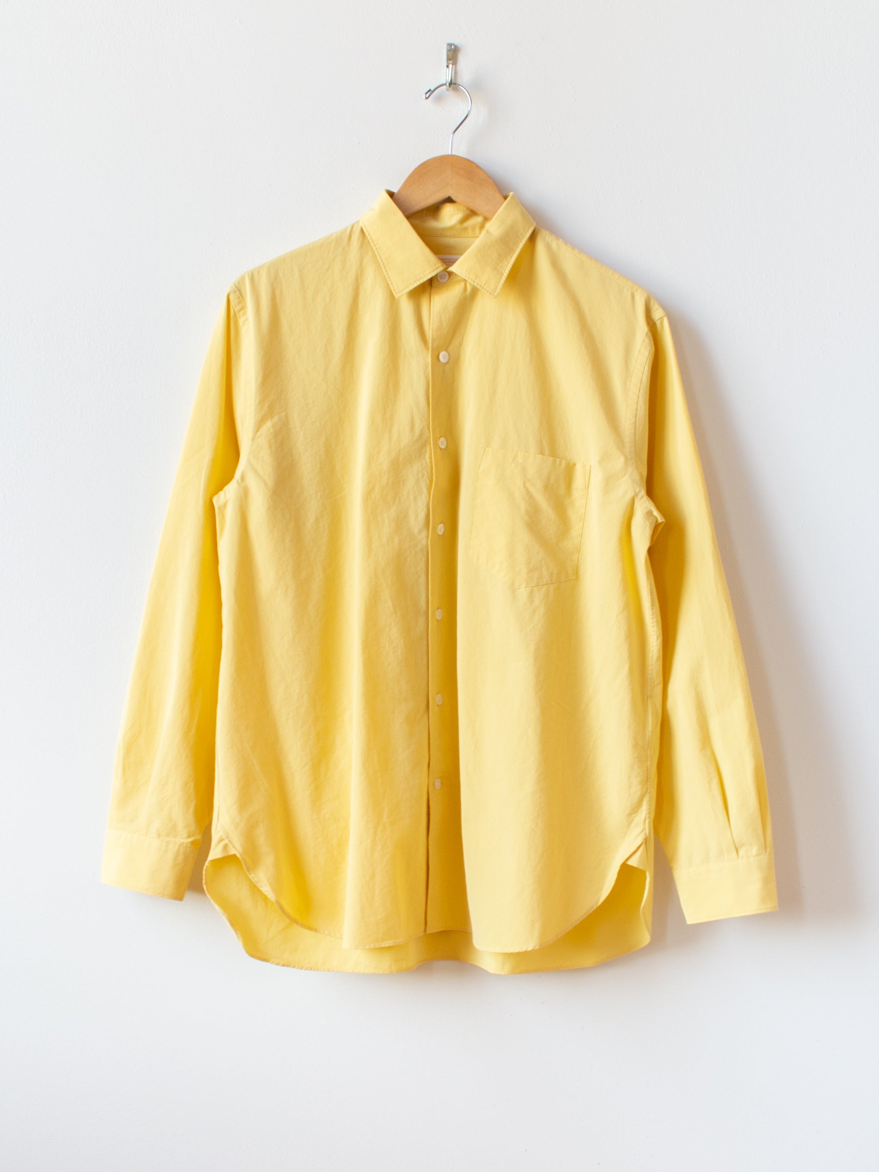 Anonymous Shirt - Yellow